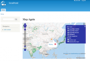 OpenLayers Module with the Geofield Module in Drupal 7