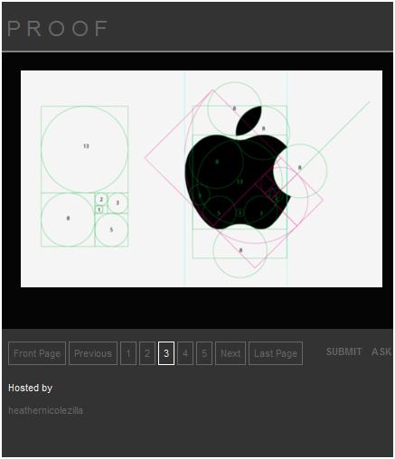 Fibonacci Apple at its most shared source.