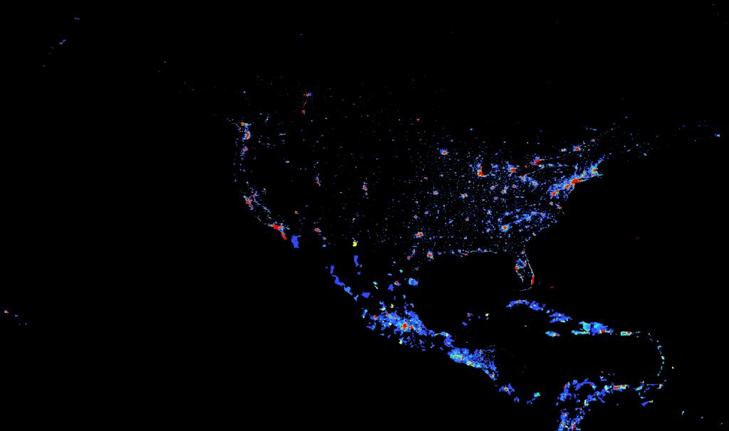 Population Density United States