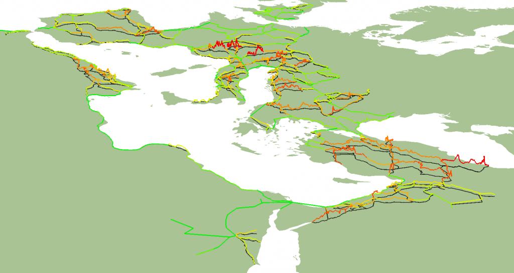 A Roman Network