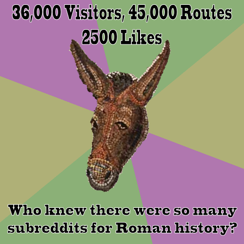 Ancient Rome subreddit, archaeology subreddit, rome sweet rome, am I missing anything?